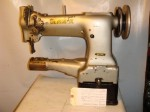 SINGER 153 W102, walking foot sewing machine, no reverse