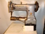 SINGER 153 K101, walking foot sewing machine, no reverse